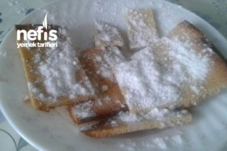 Limonlu Brownie (Enfes) Tarifi