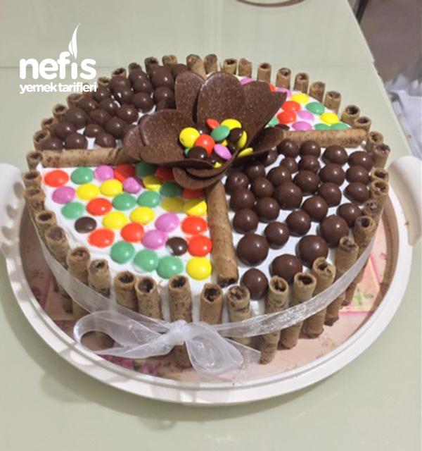 Çikolatalı Pasta -1