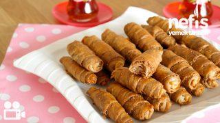 Haşhaşlı Çıtır Börek Tarifi Videosu