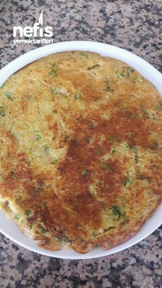 Kahvaltı İçin Nefis (patates Mücveri)