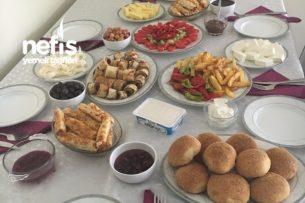Kahvaltımız Tarifi