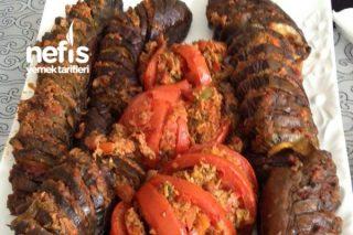 Patlıcanlı Kazan Kebabı Tarifi