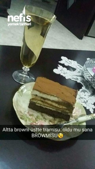 Brownili Tramisu (browmisu)