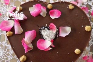 Çikolatalı İrmikli Sütlü Tatlı Tarifi