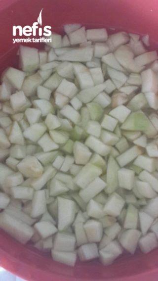 Elmalı Sufle (Muhteşem Lezzet)