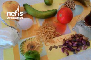 Kalori Cetveli (100 gr) Tarifi