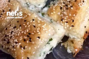 5 Dakika Çıtır Böreği Tarifi