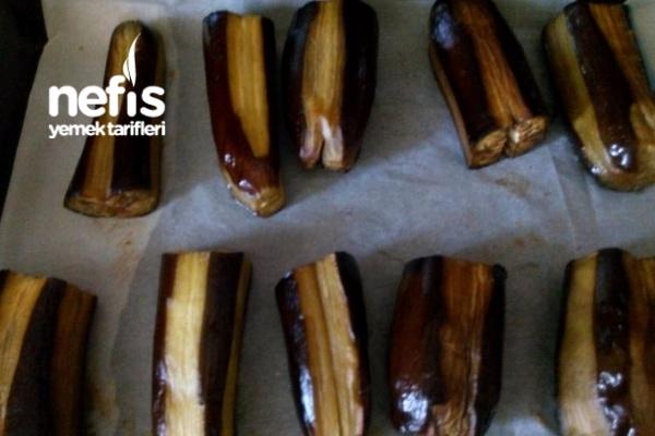 Difrize Karnıyarıklık Patlıcan Tarifi