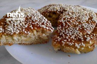 Ballı Tahinli Çörek Tarifi
