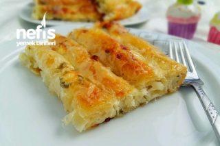 Pratik Peynirli Çıtır Börek Tarifi