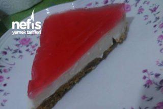 Yalancı Cheese Cake Tarifi