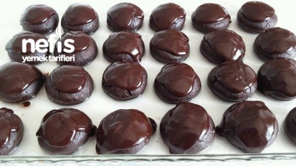 Çikolata Soslu Browni Kurabiye Tarifi Videosu