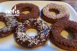 Donut's Çocuklarınız Çok Sevecek Tarifi
