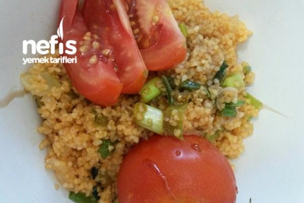 Kısır ( Bulgur Salatası) Tarifi