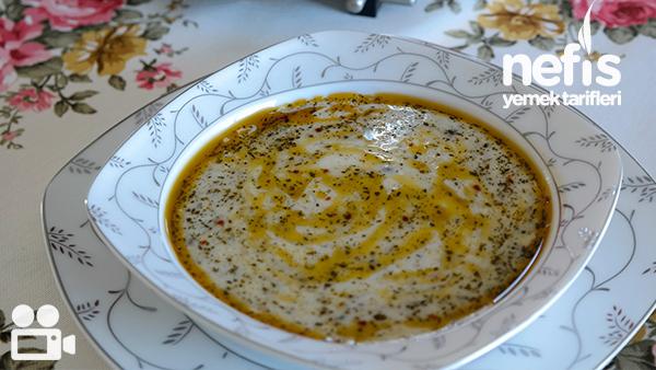Yoğurt Çorbası ( Kesinlikle Deneyin Mükemmel Oluyor) Videosu Tarifi