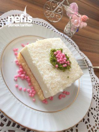 Sütlü Revani  Nefis Yemek Tarifleri