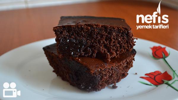 Yalancı Brownie Tarifi Videosu
