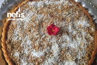 Dolgu Kremalı Tart Pasta Tarifi