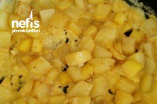 Kolay Yumurtalı Patates Tarifi