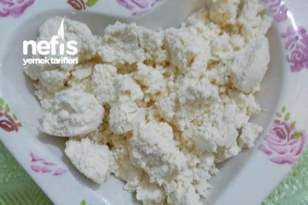Lor Peyniri Yapımı (Çok Basit)