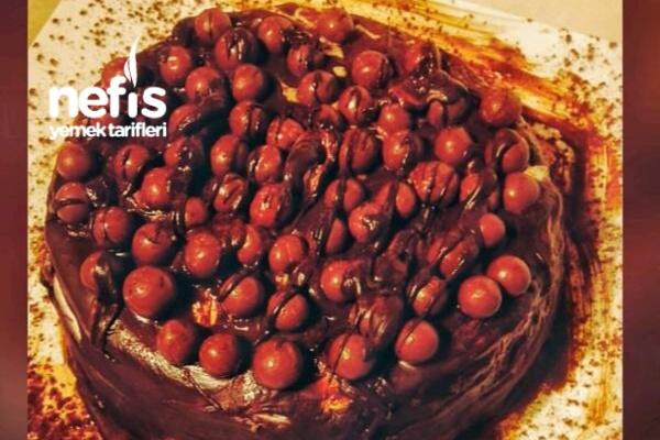 Muzlu,çikolatalı Pasta