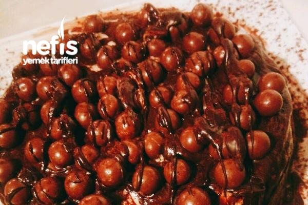 Muzlu,Çikolatalı Pasta Tarifi