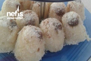 İrmikli Fincan Tatlısı Tarifi