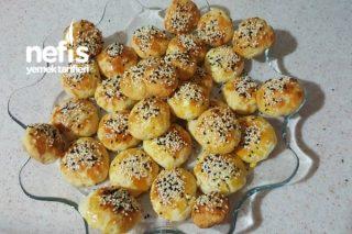 Peynir Malzemeli Nefis Poğaça Tarifi