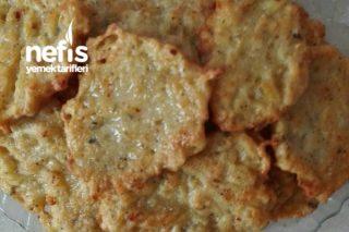 Çıtır Patates Mücveri Tarifi