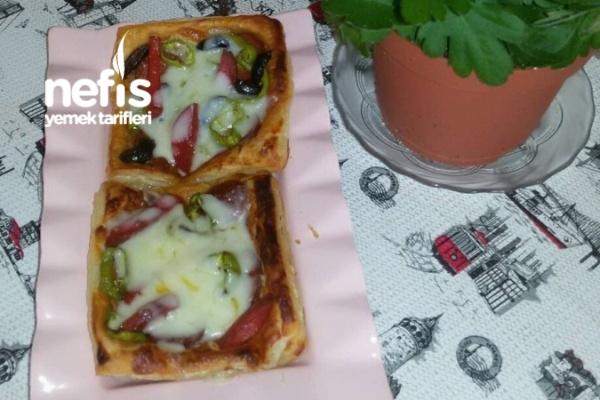 Nefis Milföy Pizza