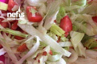 Pişmanlık Salatası Tarifi