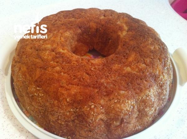 Haşhaşlı Çörek ( Kek Kalıbında)