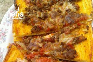 Mükemmel İtalyan Pizza(mutlaka Ama Mutlaka Denemelisiniz)