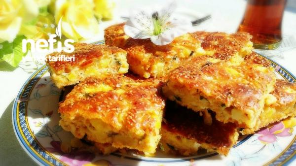 Patatesli Kek(börek Tadında)