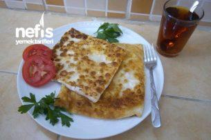 5 Dakikada Kahvaltı Ziyafeti Tarifi