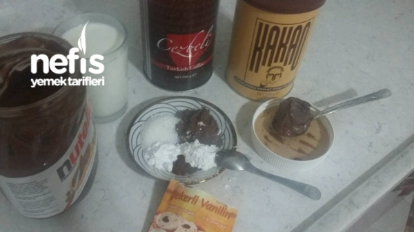 Bağımlılık Yapan Nefis Sıcak Cikolata
