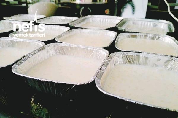 Orjinal Sütlaç (Pirinç Haşlamadan) Tarifi