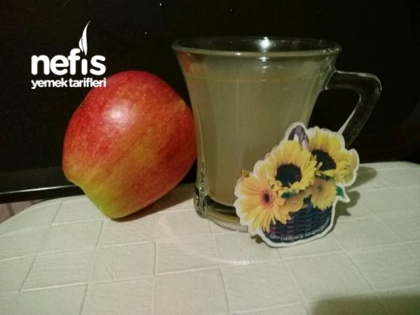 Öksürük İçin Elma Çayı