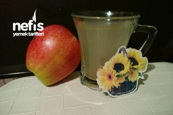 Öksürük İçin Elma Çayı Tarifi