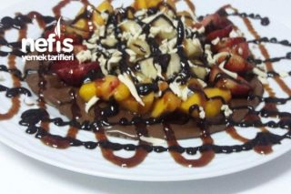 Waffle (En Kolay Hali İle) Tarifi