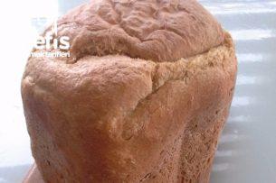 Ekmek Makinasında Ekmek Tarifi