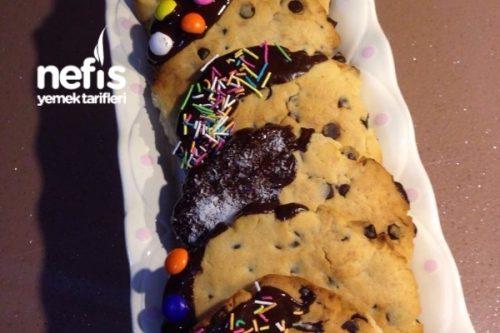 Büyük Boy Cookie Tarifi