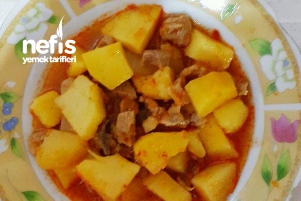 Etli Patates Sulusu Videosu 38