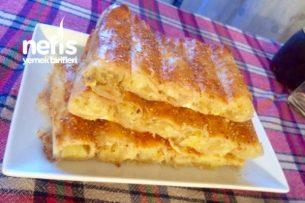 Çıtır Çıtır Patatesli Börek (Baklavalık Yufka İle) Tarifi