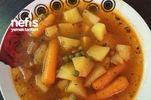 Kıymalı Patates Sulusu Videosu