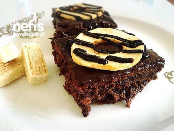Kolay Bisküvi Pastası(5 Dakikada)