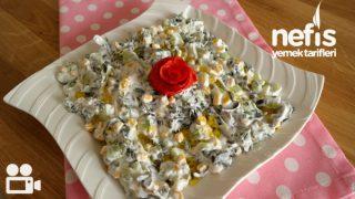 Semizotu Salatası Tarifi Videosu