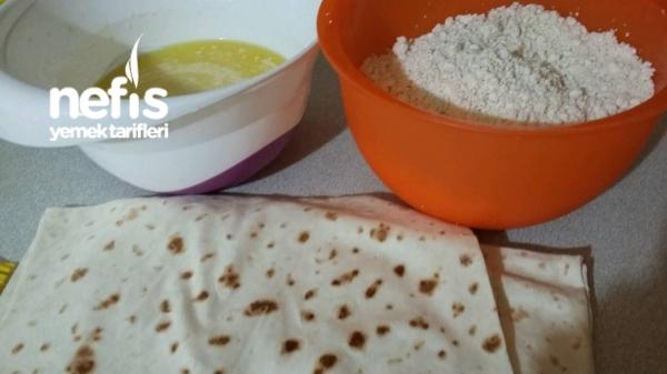 Kırma Böreği - Mukadder Can - Nefis Yemek Tarifleri