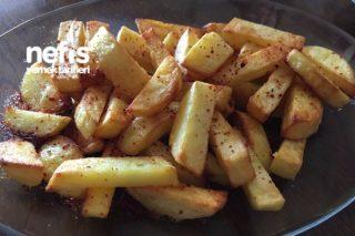 Patates Kızartmasını Bir De Böyle Deneyin Tarifi