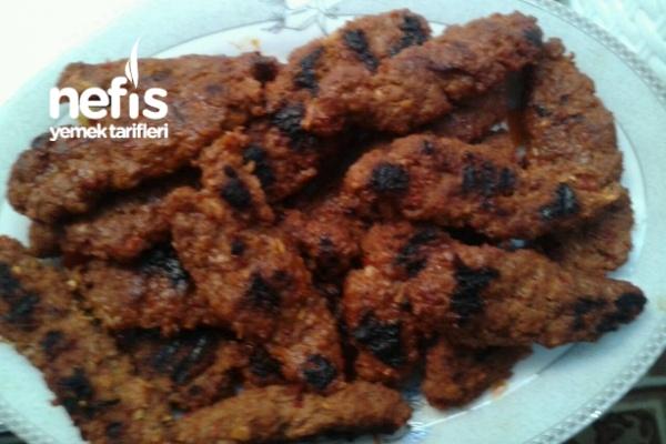 Izgarada Adana Kebabı Tarifi